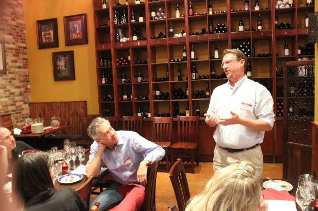 Jeff Ivy of Hye Meadow Winery Talking About Viognier and the Texas Climate.
