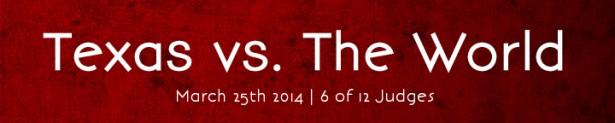 TxvsTW 3-25-2014